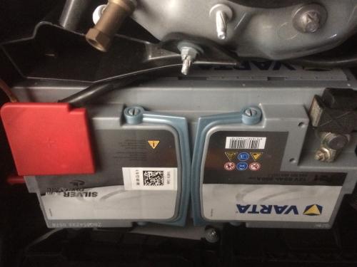 VARTA SilverDynamic AGM 580-901-080