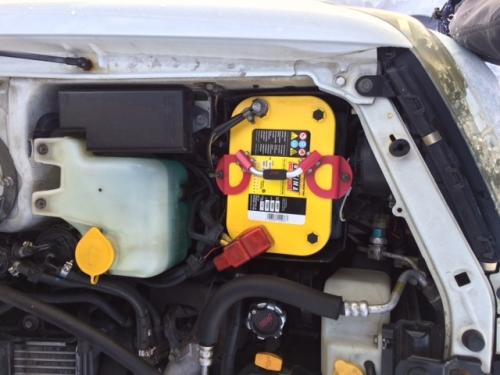 オプティマ バッテリー イエロートップ R-3.7L