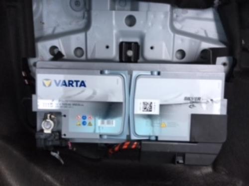 VARTA SilverDynamic AGM 605-901-095